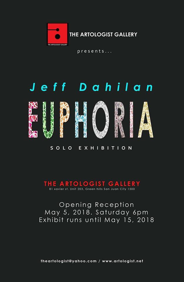 EUPHORIA BY JEFF DAHILAN