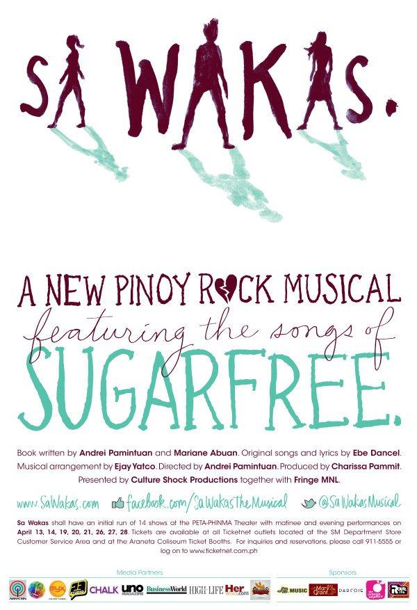 Sa Wakas. A New Pinoy Rock Musical