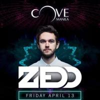 Cove Manila Heats Up The Summer Like Never Before With The Pulsating Beats Of Zedd!