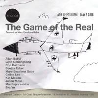 The Game of the Real, a group show curated by Marc Escalona Gab