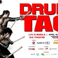 DRUM TAO IN MANILA 2018