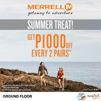 MERRELL SUMMER TREAT