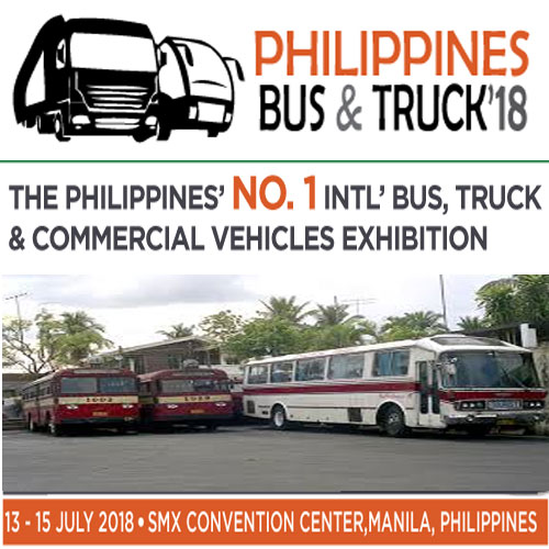 PHILIPPINE BUS AND TRUCK SHOW