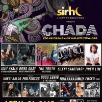 CHADA CDO Millennials Music & Arts Festival 2018