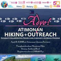 "ADYO! ""Atimonan Hiking and Outreach"""