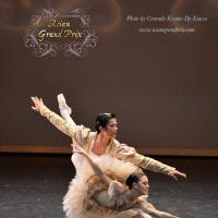 The Philippines Hosts Asian Grand Prix Ballet Tilt