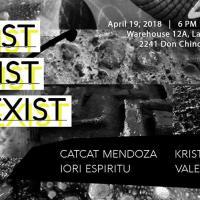 Resist Desist Coexist