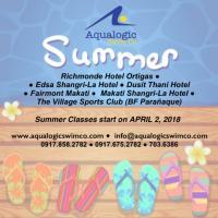 AQUALOGIC SUMMER 2018
