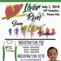 Liver Run: Save Yellow Babies 2018