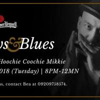BREWS & BLUES NIGHT FEATURING HOOCHIE COOCHIE MIKKIE AT ABV