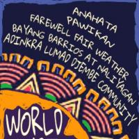 WORLD MUSIC NIGHT AT SAGUIJO CAFE + BAR EVENTS