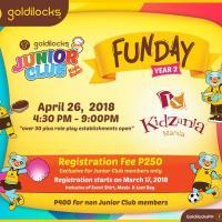 Junior Club Fun Day