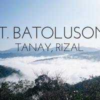 MT. BATOLUSONG AND KAY-IBON WATERFALLS