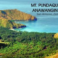 MT. PUNDAQUIT AND ANAWANGIN COVE