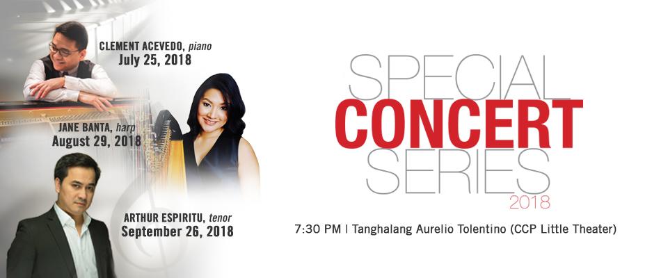 Special Concert Series 2018 : Madeline Jane Banta, harp