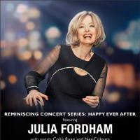 Reminiscing Concert Series: Happy Ever After featuring Julia Fordham