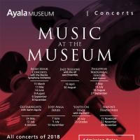 MUSIC at the MUSEUM 2018 : Jazz Sessions with the UP Jazz Ensemble