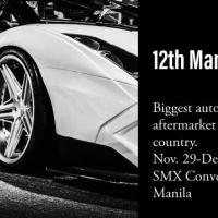 12TH MANILA AUTO SALON