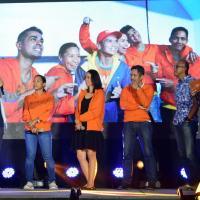 PH Welcomes Home Filipino North Pole Marathon Finisher