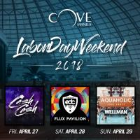 Cove Manila Dials Up The Heat This Labor Day Weekend