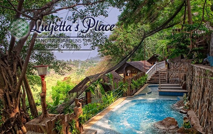 Luljetta's Place - Hanging Gardens Spa and Garden Suites