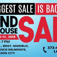 WESTERN APPLIANCES GRAND WAREHOUSE SALE: MAY 2018