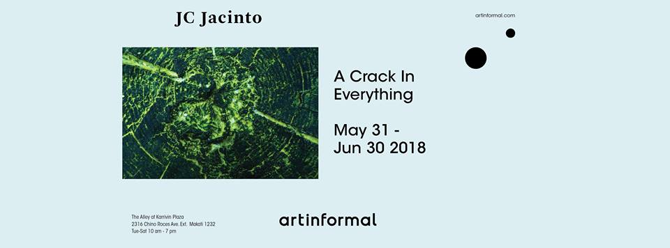 A Crack in Everything by JC Jacinto