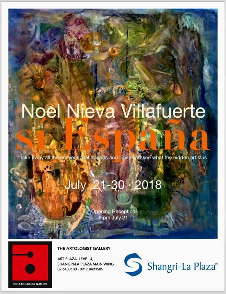 Viva Espana! by Noel Villafuerte