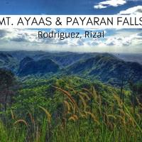 Mt. Ayaas and Payaran Falls
