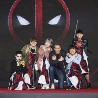 Ryan Reynolds/Deadpool 2 Invades Seoul, Korea