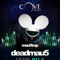 Six-time GRAMMY Nominated DJ and Producer deadmau5 Makes Philippine Debut at Cove Manila on May 4