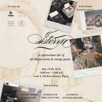 ISTORYA VINTAGE FAIR AT SM AURA