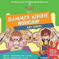 SUMMER KIDDIE WORKSHOP ART SERIES
