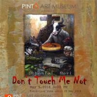 Don't Touch Me Not by Otto Neri