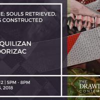 A Pilgrimage; Souls Retrieved, Ceremonies Constructed by Miguel Aquilizan & Jessica Dorizac