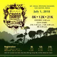 Soleus Cross Country Challenge 2018