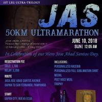 JAS 50K Ultramarathon 2018
