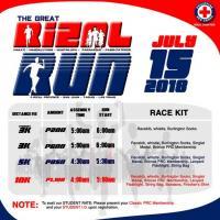 The Great Rizal Run 2018