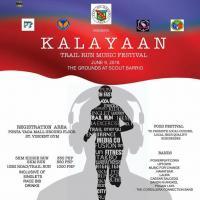 Kalayaan Trail Run Music Festival