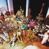 Disney's The Lion King Celebrates 50th Show For The International Tour