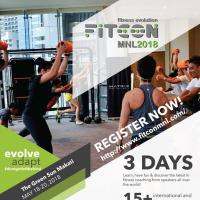 FitCon MNL 2018 Fitness & Wellness Convention
