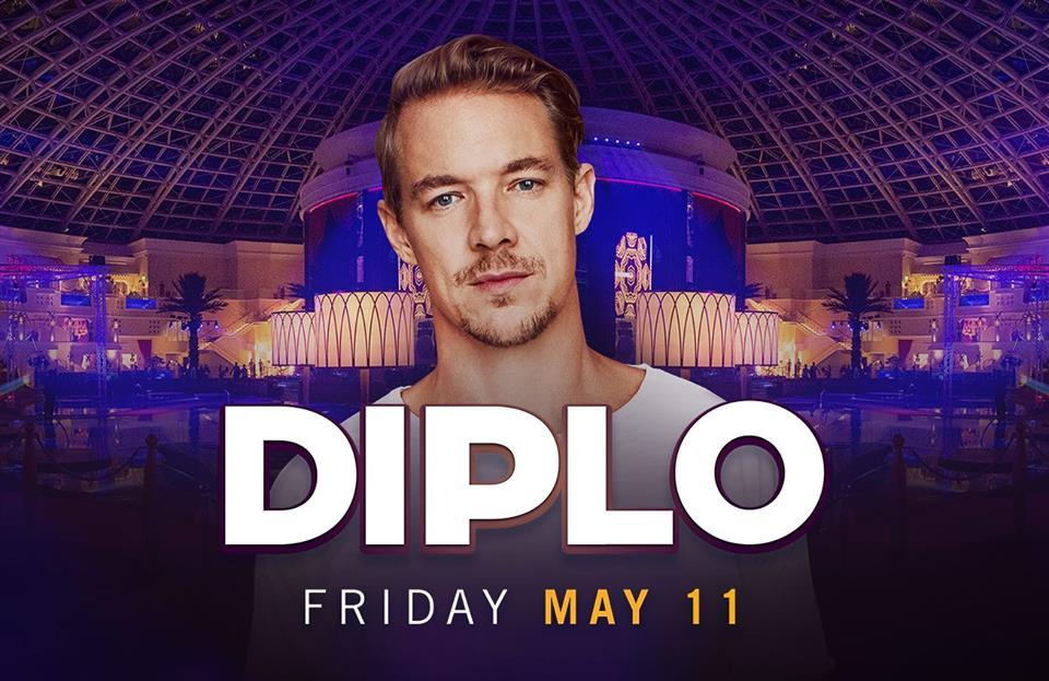 Diplo Live at Cove Manila