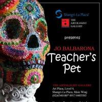 TEACHER'S PET by JO BALBARONA
