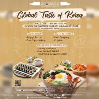 2018 GLOBAL TASTE OF KOREA