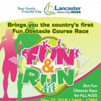 Lancaster Fun & Run Obstacle Race 2018