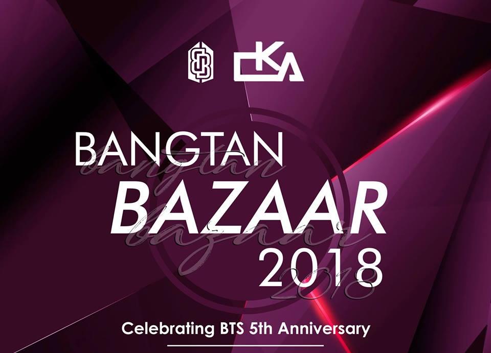 Bangtan Bazaar 2018
