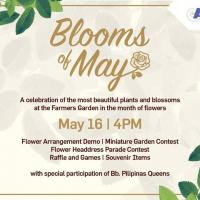 Blooms of May at Farmers Garden