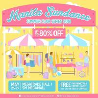 Manila Sundance Summer Flair Series 2018