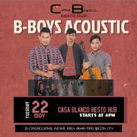 B BOYS BAND AT CASA BLANCO RESTO HUB