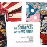 Vincent de Pio - The Courtesan and the Warrior